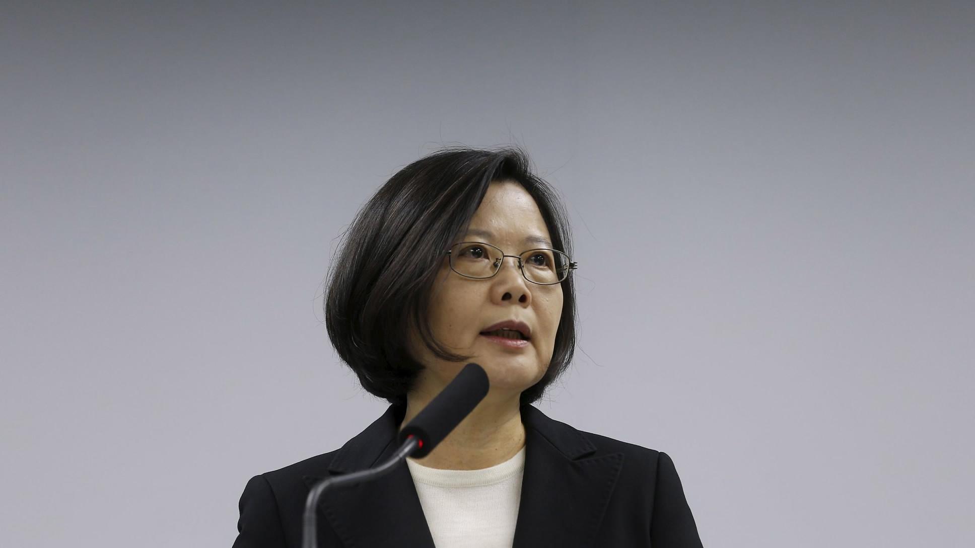 "One ""diplomatic"" setback for Tsai Ing-wen"