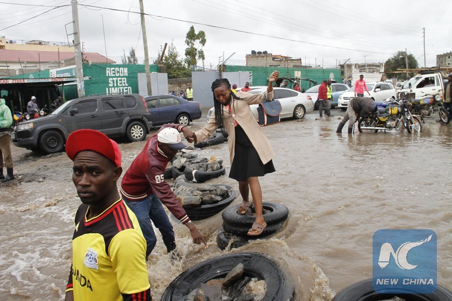 Kenya's floods escalate as relief agencies urge robust interventions