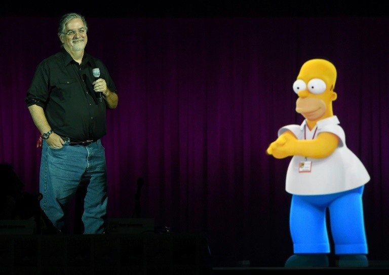 'Simpsons' breaks TV record but faces controversy