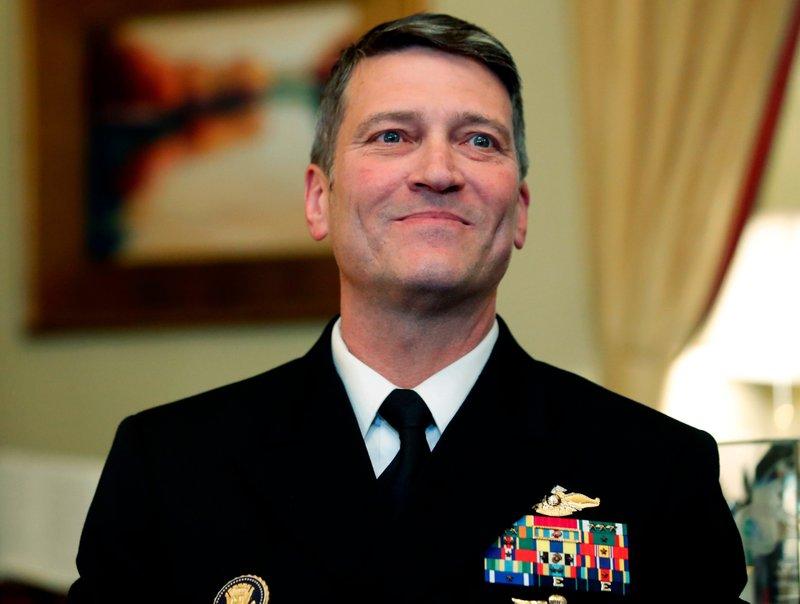 White House not addressing reports on Jackson's future