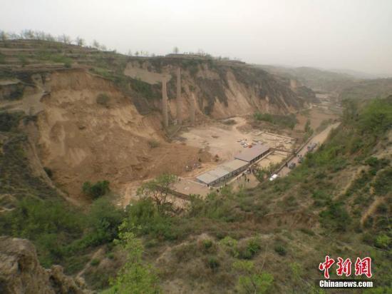Landslide kills 9 in Lüliang, Shanxi Province