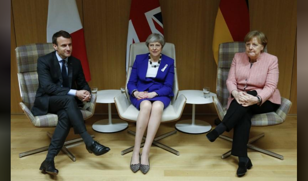 Britain, France and Germany agree support for Iran nuclear deal