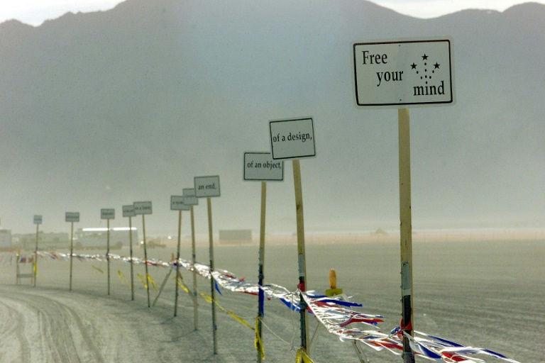 US 'Burning Man' festival founder dead after stroke