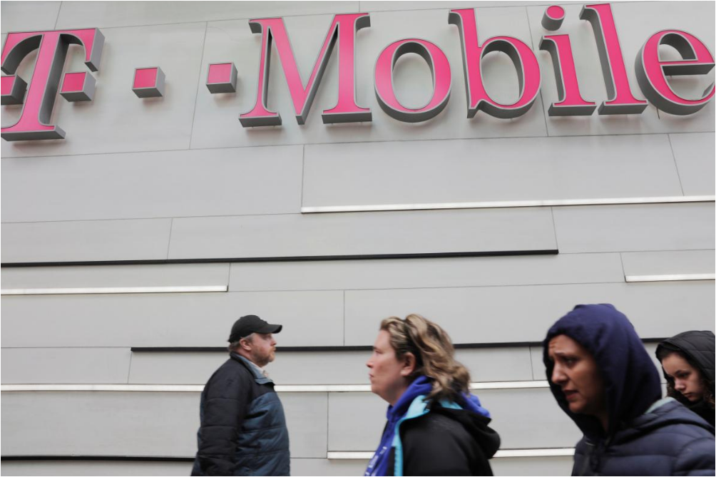 T-Mobile, Sprint finalizing merger terms: sources