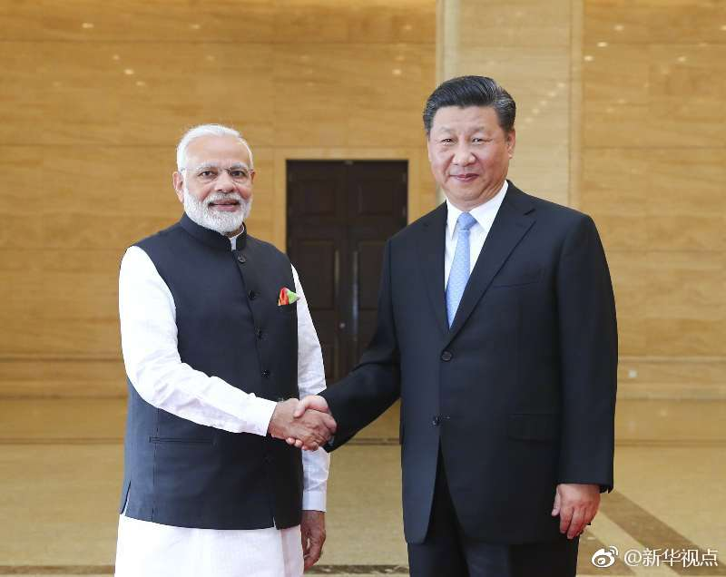 Xi expects meeting with Modi to open new chapter in China-India ties