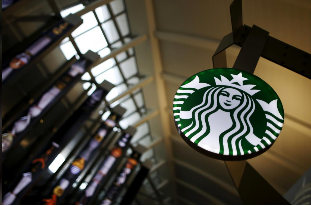 Starbucks' promotions struggle to attract US customers, shares slip