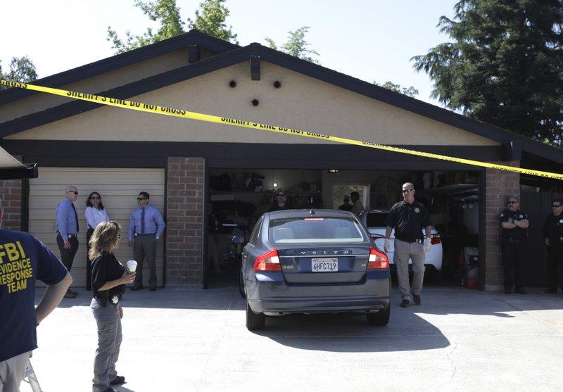 Former police officer named as serial killer in California