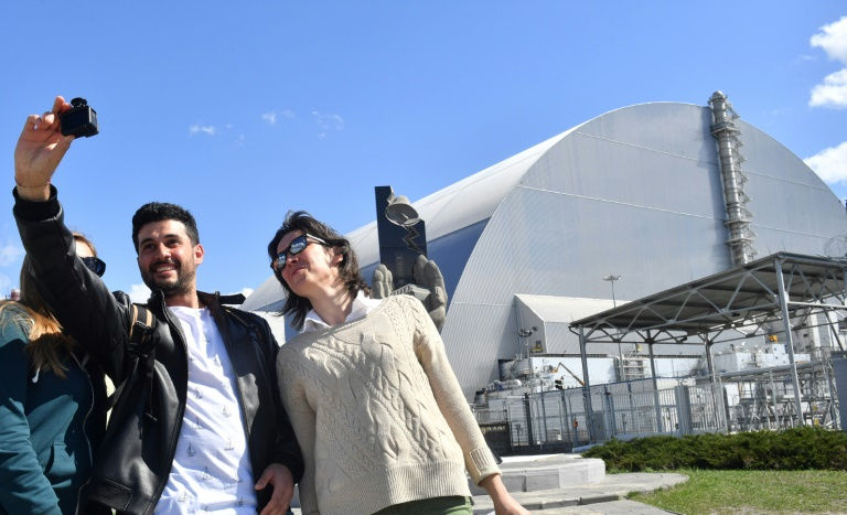 Chernobyl disaster zone lures tourists as visitor numbers boom