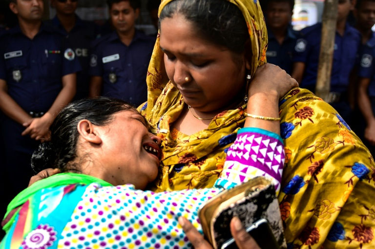Bangladesh factory disaster survivors demand justice five years on