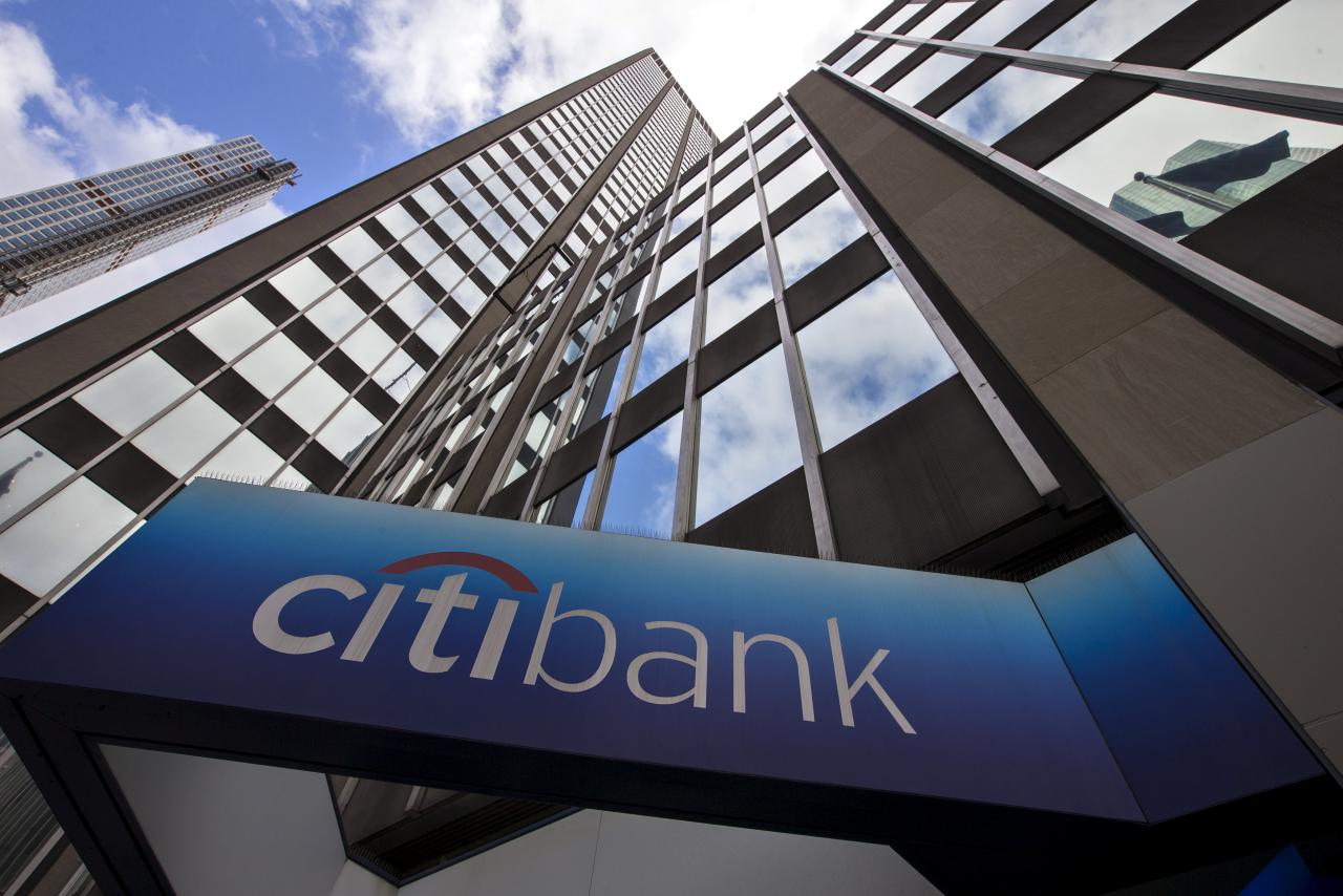 Citi chairman says all options being considered for his replacement