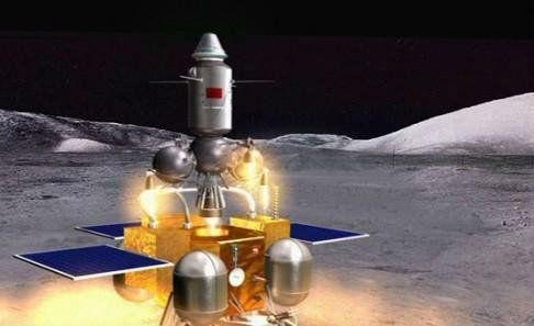 China to launch Chang'e-5 lunar probe in 2019