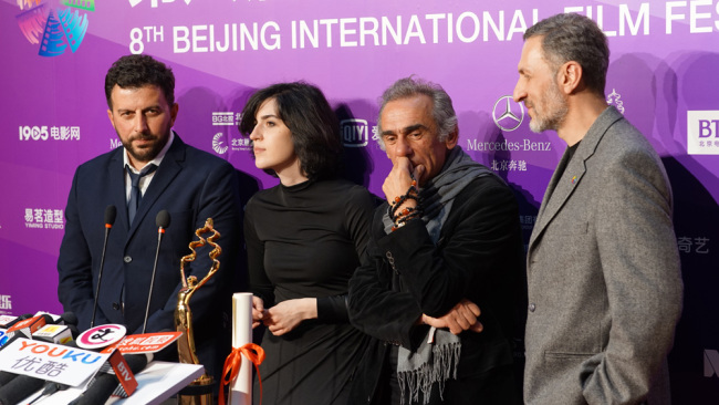 """""""Scary Mother"""" wins the 8th """"Tiantan Award"""" Best Feature Film"""