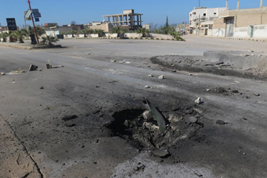 Syria retains limited capability for chemical attack