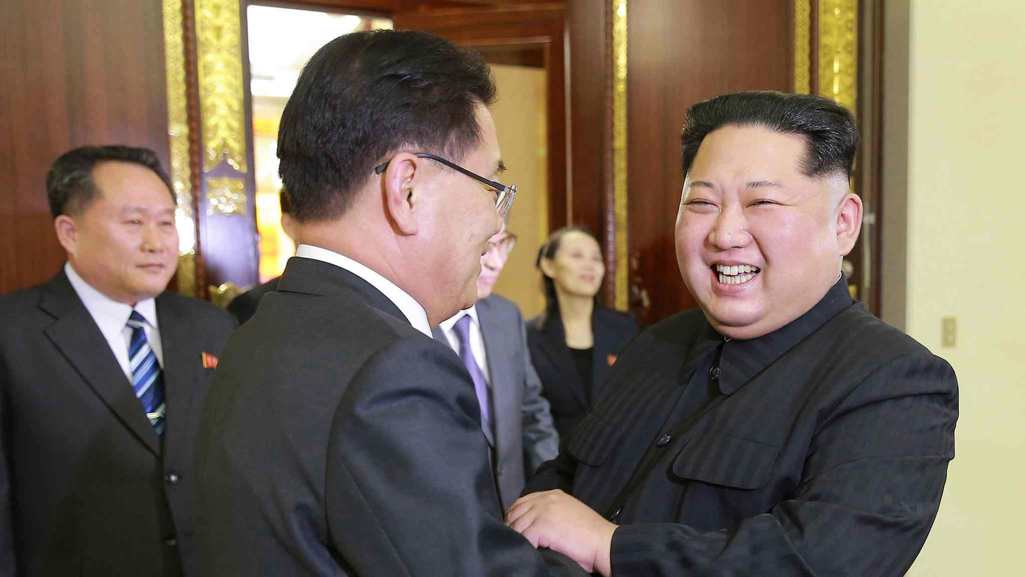 ROK to hold a discussion on peace deal at DPRK summit