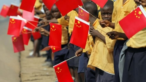 China ranks first in African relationship survey