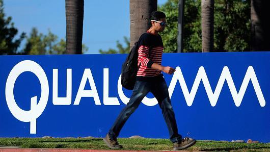 China reviewing Qualcomm's bid to buy NXP Semiconductors: MOC