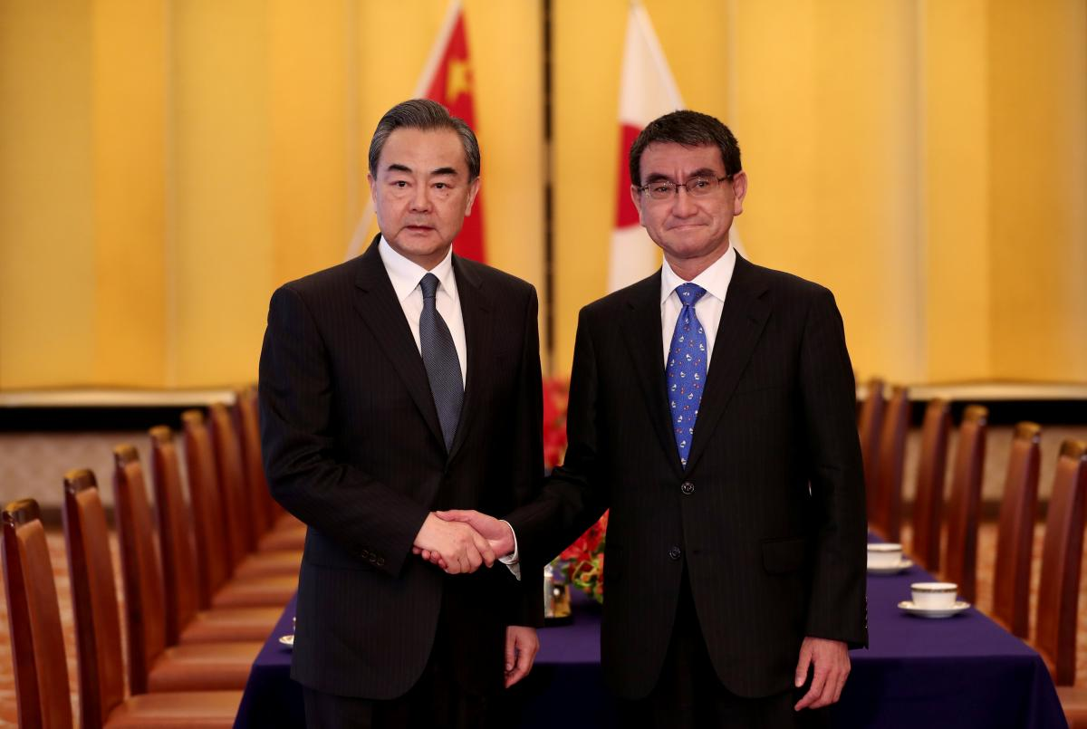 Opinion: Revamped ties positive for Japan, China