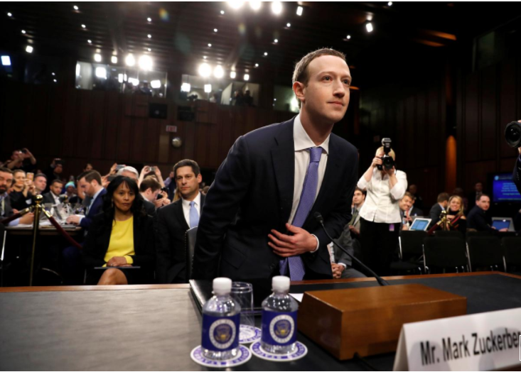 Zuckerberg under pressure to face EU lawmakers over data scandal