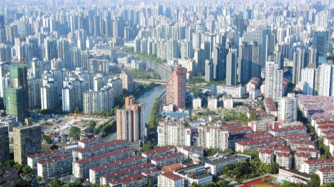 New home sales in China continue to grow by slower double digits in Q1