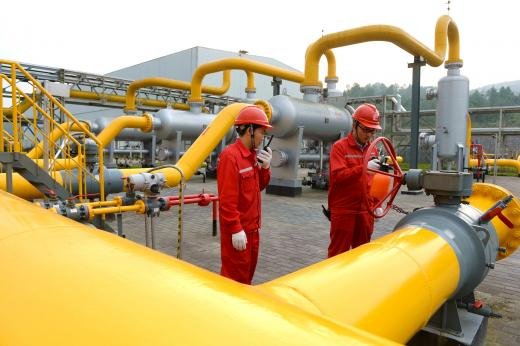 Chinese shale gas output to nearly double over 3 years
