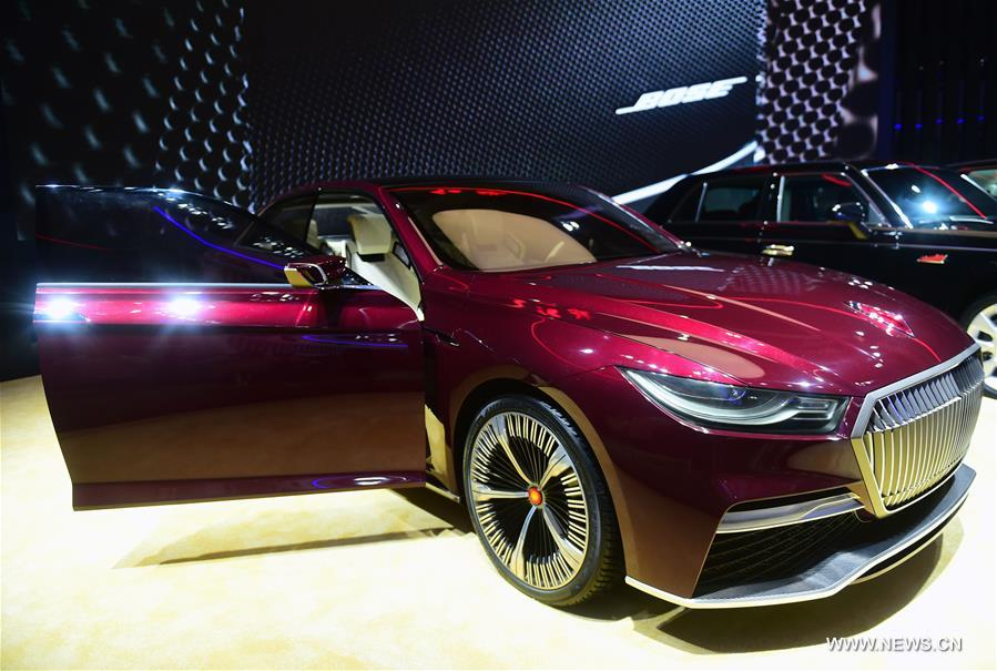 Iconic Chinese sedan brand to open 100-plus sales centers in 2018