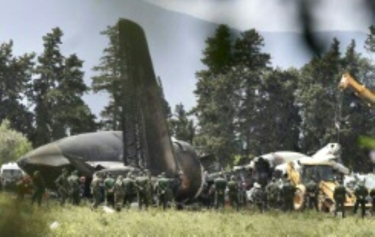 Algeria in mourning after its deadliest ever plane crash