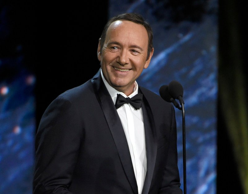 Los Angeles prosecutors reviewing Spacey sex assault case