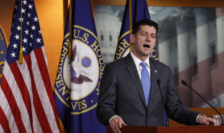 Top US lawmaker Ryan to retire in latest Washington upheaval