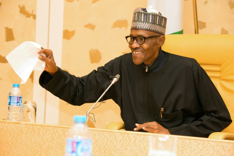 Nigeria's Buhari to run for re-election next year