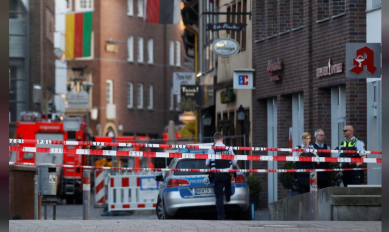 Muenster attacker was lone German with mental health problems - minister