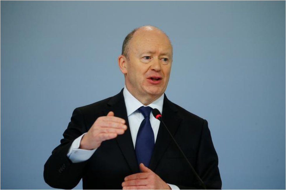 Deutsche Bank chairman to hold call with board over CEO - sources
