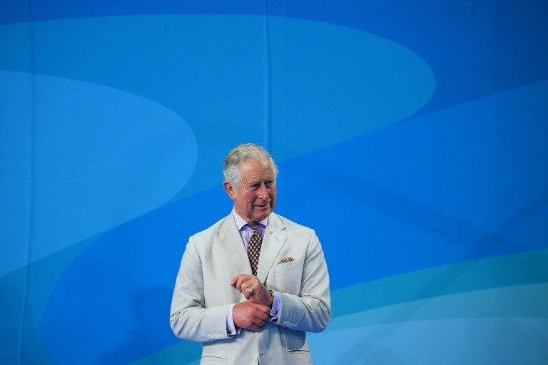 Prince Charles backs 'blue economy' to save Barrier Reef