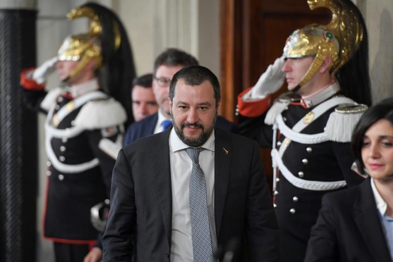 Italy's far-right, Five Star jostle as government talks fail