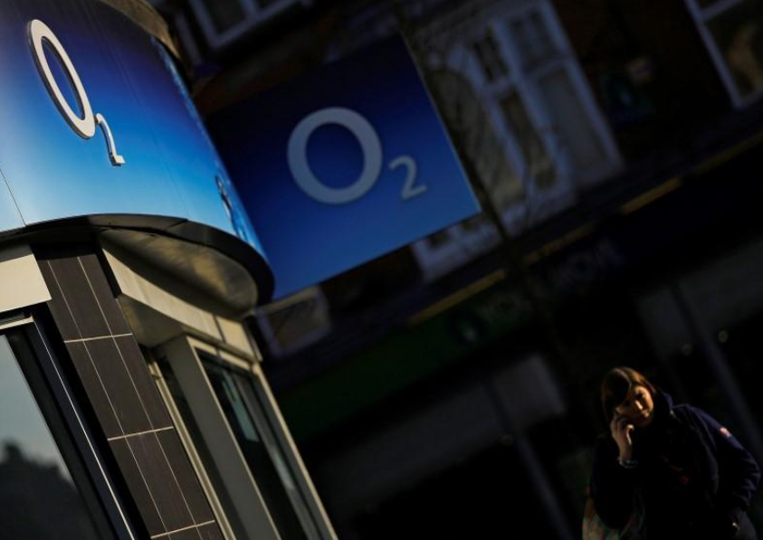 Telefonica comes out on top in 1.4 billion pound UK spectrum auction