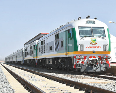 Sino-Nigerian friendship runs deep