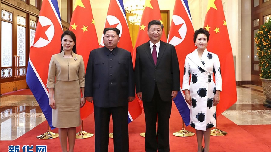 Xi-Kim historic meeting to accelerate path to peace
