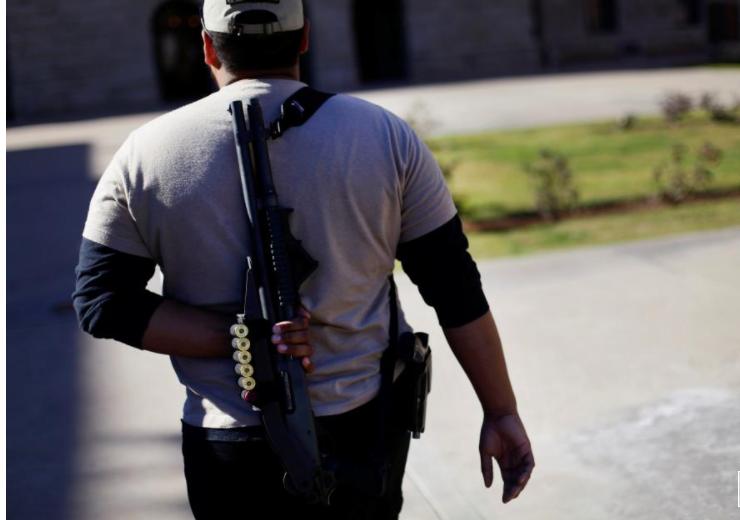 US banks provide rescue financing for gunmaker Remington