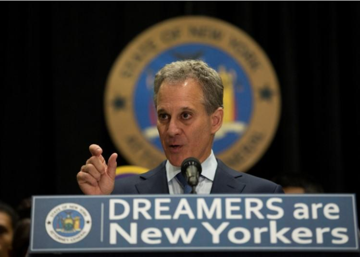 New York state will sue to block Census citizenship question
