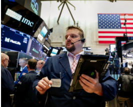 Easing trade war tensions boost Wall Street