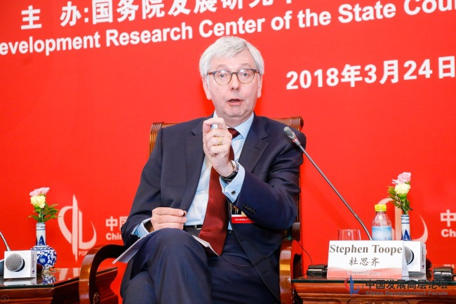 Innovation is the next stage of Chinese economic development: Vice-Chancellor of Cambridge University