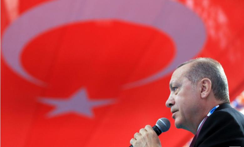 Turkey's Erdogan says operations begin in Iraq's Sinjar region