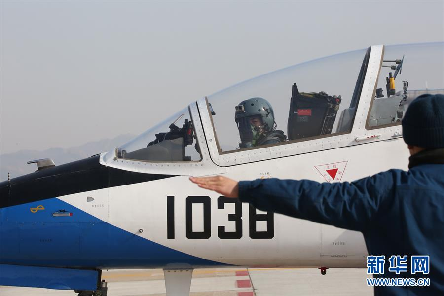 PLA Air Force holds 'death trap' training in academies for first time
