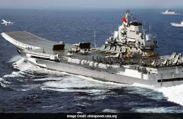 Liaoning to be part of PLA Navy drills