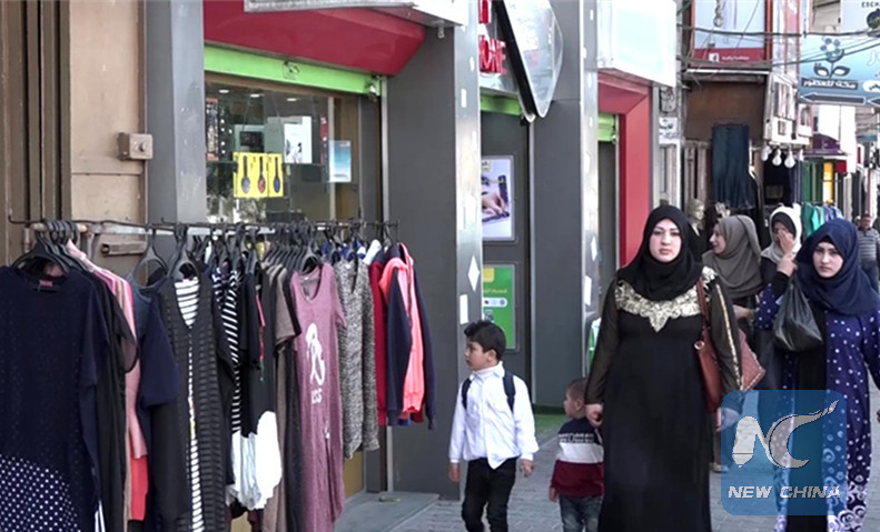 Chinese goods make life easier for Palestinians in poverty-stricken Gaza