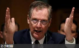 Trump to hold off steel tariffs for EU, six others: Lighthizer