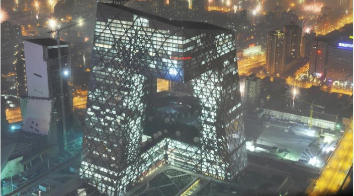 China to merge state media broadcasting giants
