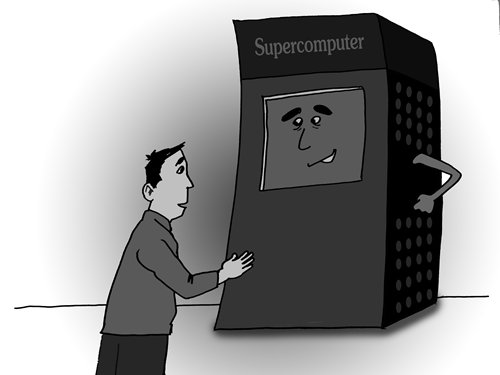 China needs to invest more in supercomputer race