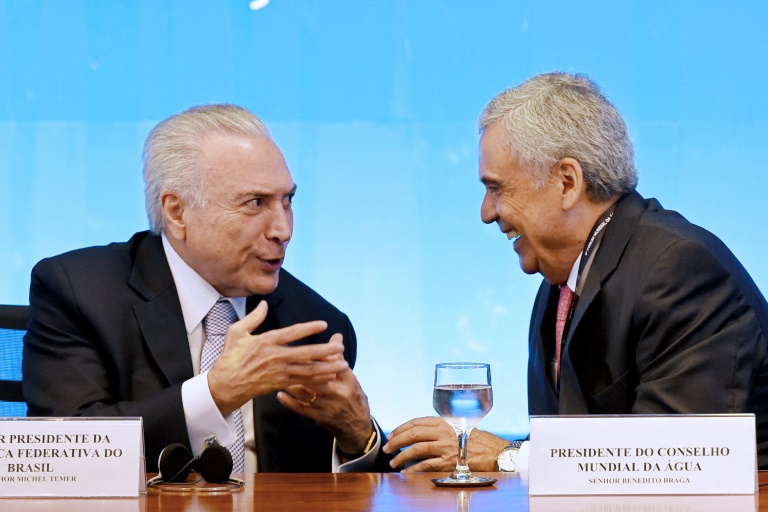 World water forum opens after dire UN warning