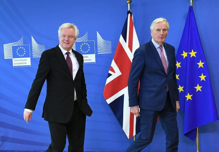 Britain, EU agree Brexit transition deal