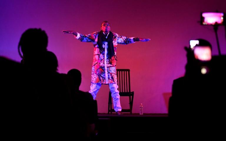 Tales of terror echo round African arts extravaganza